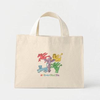 #4EverShallBe Tiny Tote Bag