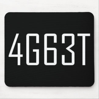 4G63T MOUSE PADS
