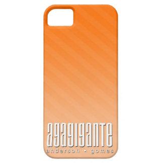 4G Orange Iphone marries iPhone 5 Layers iPhone 5 Capas