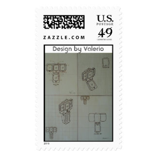 4G Proyect Postage Stamp