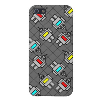 4G Robot  Cover For iPhone SE/5/5s