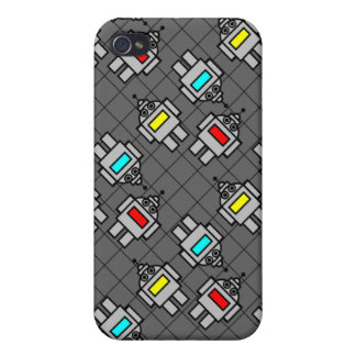 4G Robot  iPhone 4 Cover