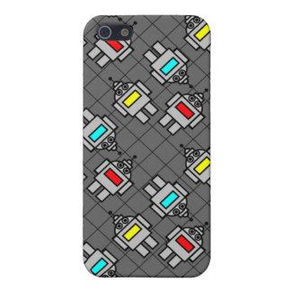 4G Robot  iPhone SE/5/5s Case