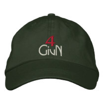 4GivN Embroidered Baseball Hat