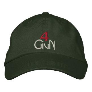 4GivN Embroidered Baseball Caps