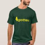 4gotten - Green Men's T T-Shirt