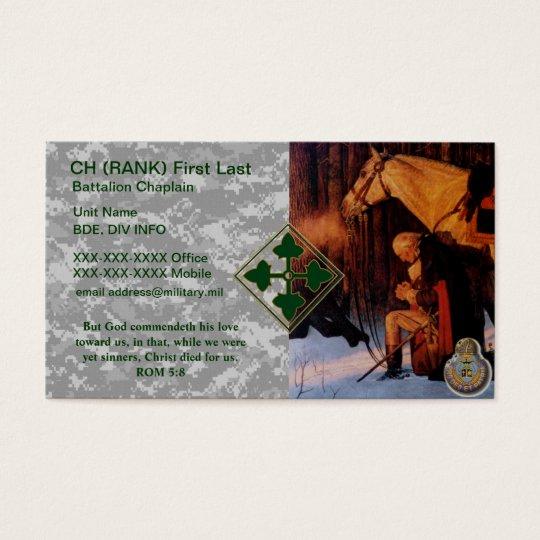 4id chaplain business card zazzle 4id chaplain business card reheart Gallery