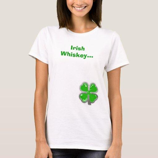 4lc, whisky irlandés… playera