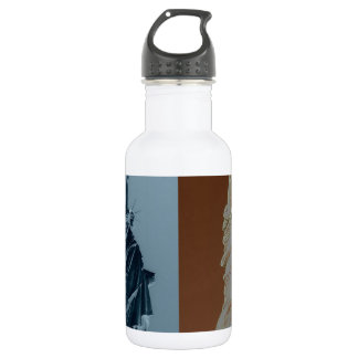 4LIBERTY STAINLESS STEEL WATER BOTTLE