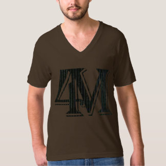 4man v-neck T-Shirt