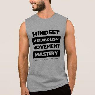 4Ms Mens workout tank