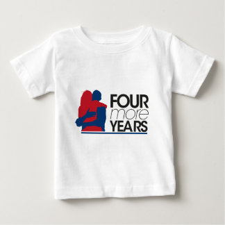 4MY Obama - Side Photo Baby T-Shirt