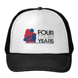 4MY Obama - Side Photo Trucker Hat