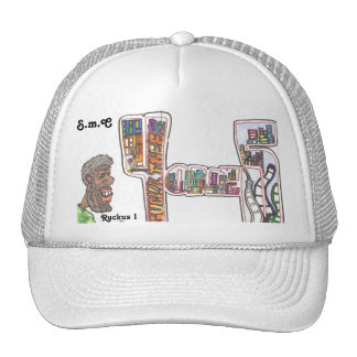 4one5 lid hat