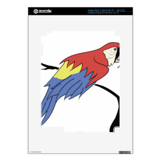 4parrot decal for iPad 3