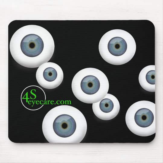 4S eyecare Mouse Pad