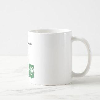 4smile - green- mug