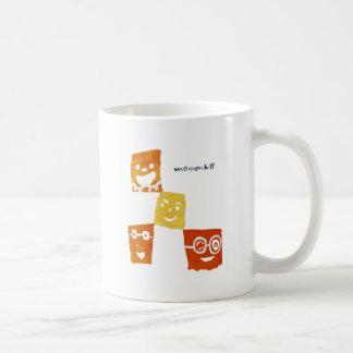 4smile - orange- mugs