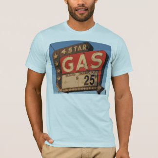 4star Gas (Illustration) Shirt