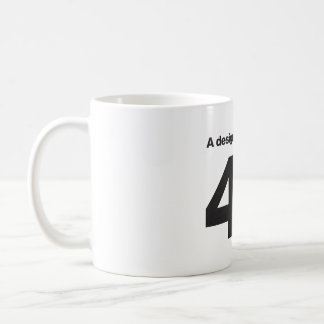 4t – a design thing coffee mug