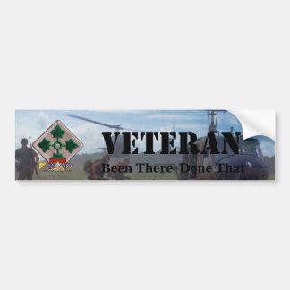 4ta pegatina para el parachoques de Vietnam del na Etiqueta De Parachoque