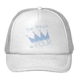 4tas camisetas y regalos del cumpleaños de gorras