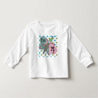 4tas camisetas y regalos del cumpleaños de la polera