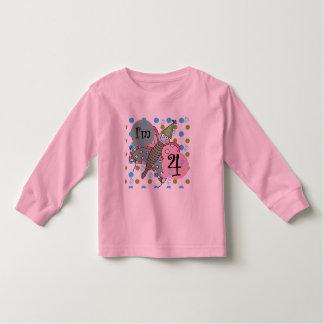 4tas camisetas y regalos del cumpleaños de la remeras