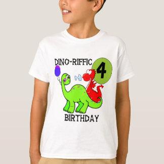 4tas camisetas y regalos del cumpleaños del