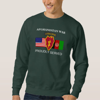 4TH ABN BCT 25TH INFANTRY AFGHANISTAN SWEATSHIRT