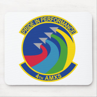 4th Aircraft Maintenance Squadron Mouse Pad
