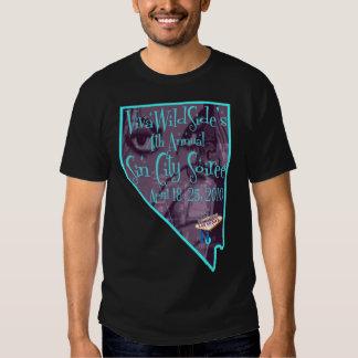 4th Annual Sin City Soiree Men's Dark T-Shirt