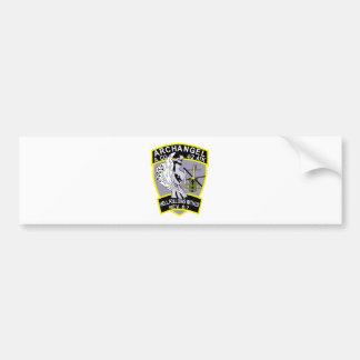 4th Battalion 2nd Attack Aviation Regiment Air Cav Car Bumper Sticker