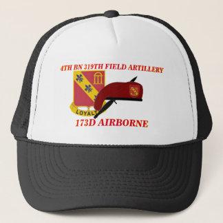 4TH BATTALION 319TH ARTILLERY 173D AIRBORNE HAT