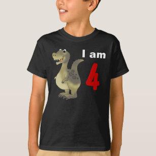 0ab1fa83 Dinosaur Birthday T-Shirts - T-Shirt Design & Printing | Zazzle