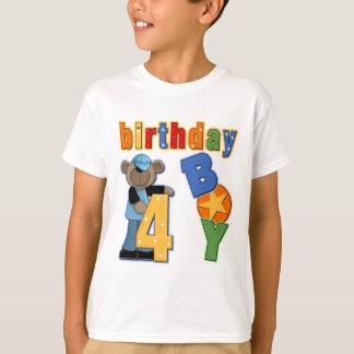 4th Birthday Gift T-Shirt