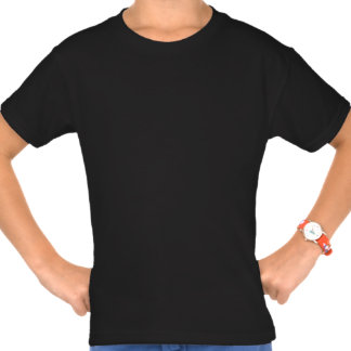 4th Birthday Girl LEOPARD 4 year old V44P T-shirt