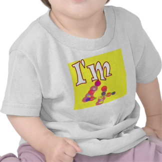 4th birthday I m 4 kids t-shirt