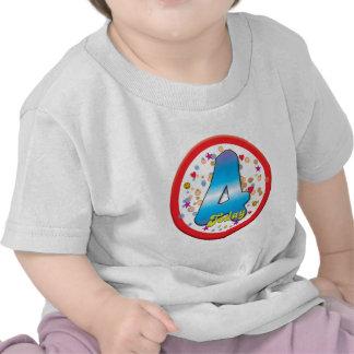 4th Birthday Today Tee Shirts