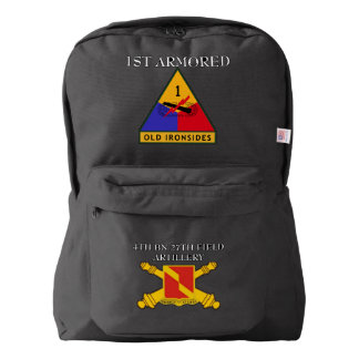 4TH BN 27TH FIELD ARTILLERY 1ST ARMORED BACKPACK