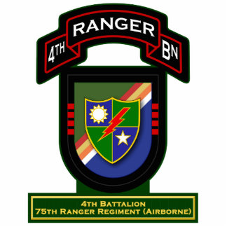 4th Bn, 75th Ranger Regiment - Airbonre Cutout