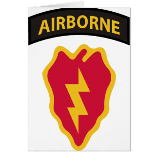 4th Brigade Combat Team - 25th Infantry Division Card