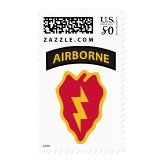 4th Brigade Combat Team - 25th Infantry Division Postage
