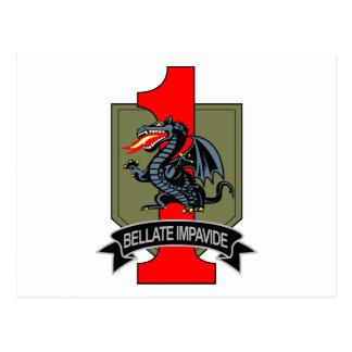 4th Brigade Post Card