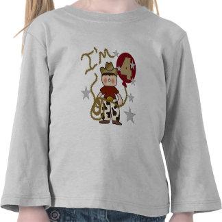 4th Cowboy Birthday Tshirts and Gifts