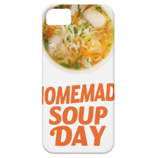 4th February - Homemade Soup Day iPhone SE/5/5s Case