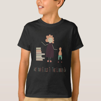 4th February - Take Your Child To The Library Day T-Shirt