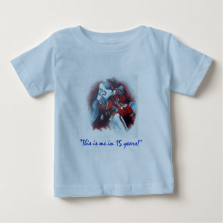 '4th & Goal' by C. Sessarego Baby T-Shirt