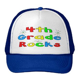 4th Grade Rocks Trucker Hat