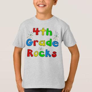 4th Grade Rocks T-Shirt